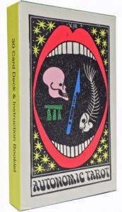 Autonomic Tarot 30 Card Deck