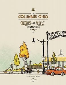 The Columbus Ohio Coloring and Activity Books
