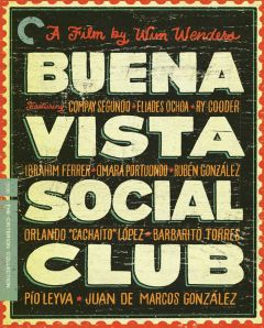 Buena Vista Social Club Blu-Ray
