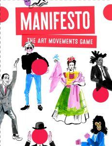 Manifesto!: The Art Movements Game
