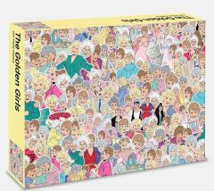 The Golden Girls: 500 Piece Jigsaw Puzzle: 500 piece jigsaw puzzle