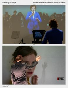 Liz Magic Laser: Public Relations / Öffentlichkeitsarbeit