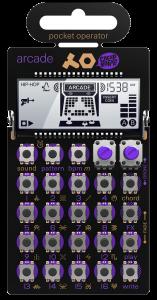 Pocket Operator PO-20 'arcade' portable synthesizer