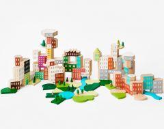 Blockitecture® Big City
