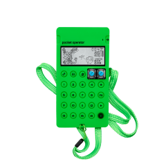 "CA-X Pocket Operator ""Rick & Morty"" Pro-Case"