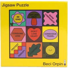 Don't Lose Heart Jigsaw Puzzle by Beci Orpin
