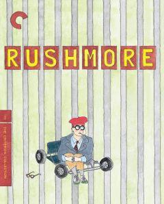 Rushmore Blu=Ray