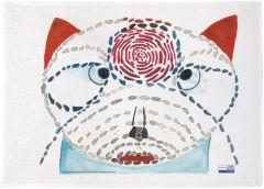 Tea Towel - Champfleurette #2 by Louise Bourgeois