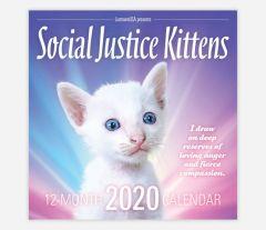 Social Justice Kittens 2020 Calendar