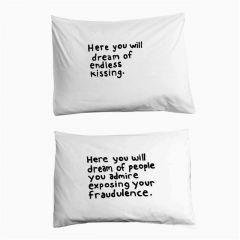 Pillowcases by Miranda July