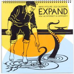 2021 Wall Calendar - Expand: How We Intersect is Community