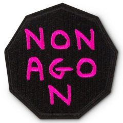 Nonagon Woven Patch