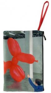 Play with the Balloon Clutch by We Go to the Gallery