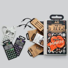 Pocket Operator 'Ultimate Punch' portable synthesizer 3-pack