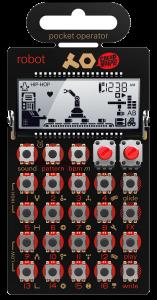 Pocket Operator PO-28 'robot' portable synthesizer