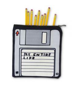 My Entire Life Pencil Case by David Shrigley