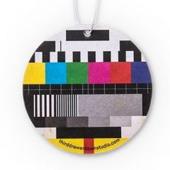 Video Art Air Freshener