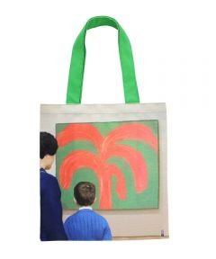 John Sees The Painting Tote x We Go to the Gallery