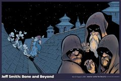 Jeff Smith: Bone and Beyond Poster