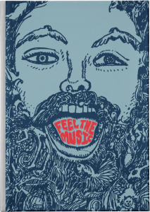 Feel the Music: The Psychedelic Worlds of Paul Major