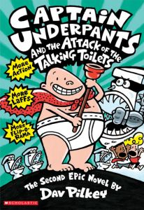 Captain Underpants and the Attack of the Talking Toilets #2