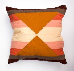 "RAY Organic Heirloom Pillow ""Dhyana Vision"""