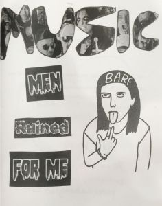 Music Men Ruined For Me Zine