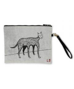 Cotton Cat Pouch by Louise Bourgeois
