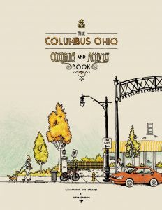 The Columbus Ohio Coloring and Activity Book