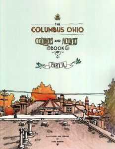The Columbus Ohio Coloring and Activity Book PART 2