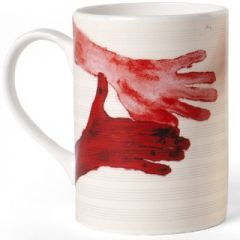 Mug Set - 10 AM Is When You Come To Me by Louise Bourgeois