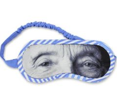 Silk Portrait Eye Mask by Louise Bourgeois