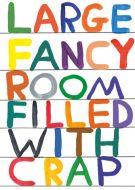 Tea Towel - Fancy Room by David Shrigley