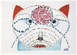 Tea Towel - Champfleurette #2 by Louise Bourgeois