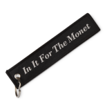 In It for the Monet Keyring