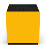 OD-11 wireless stereo loudspeaker - yellow
