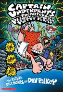 Captain Underpants and the Preposterous Plight of the Purple Potty People #8