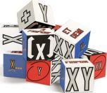 Blocks - XX XY by Lawrence Weiner